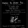 Thumbnail image for Kid Koala Presents: Music to draw to&#8230;