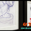 Thumbnail image for The Moved and the Shook: 100 Drawings by Sherwin Tija (until Oct 27)