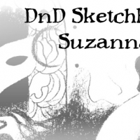 Thumbnail image for DnD Sketchbook 2016: Suzanna Komza