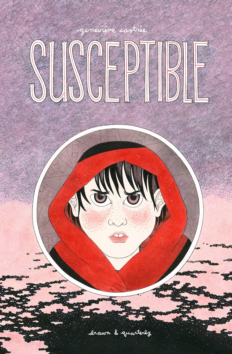 Post image for Book Launch: Susceptible by Geneviève Castrée (Feb 19)